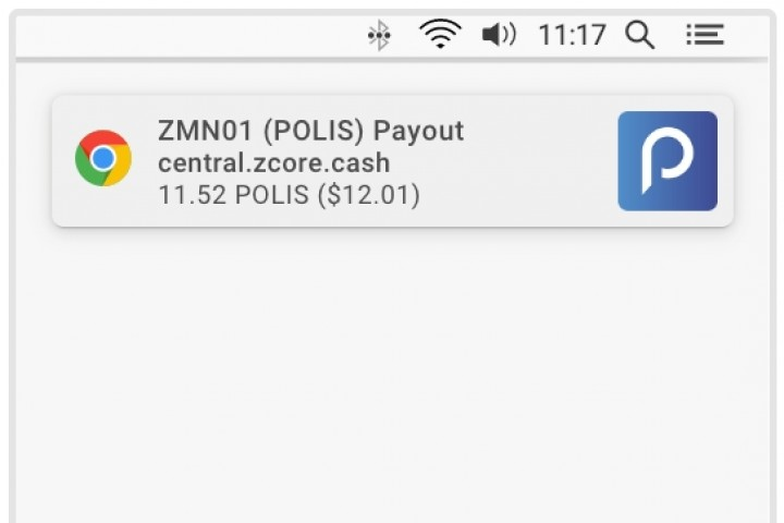 ZCore Central - Push Notifications